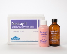 DURALAY II QUICK CURE LAB PACKAGE