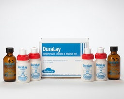 [2503] DURALAY TEMPORARY CROWN & BRIDGE KIT